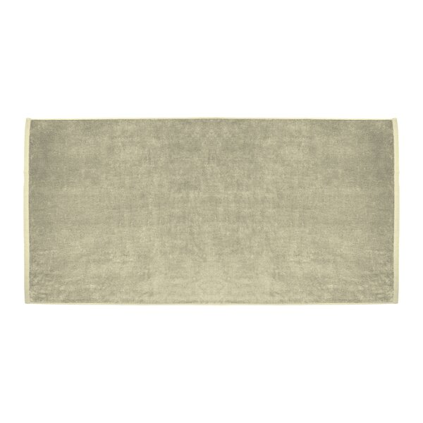Terry Velour Premium 100% Cotton Beach Towel by Zipcode Design